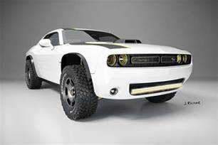 Lifted Dodge Challenger Road The Dodge Challenger A T Unlimited