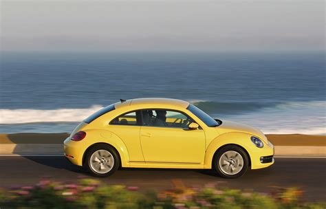 volkswagen beetle side view 2012 yellow volkswagen beetle side view eurocar