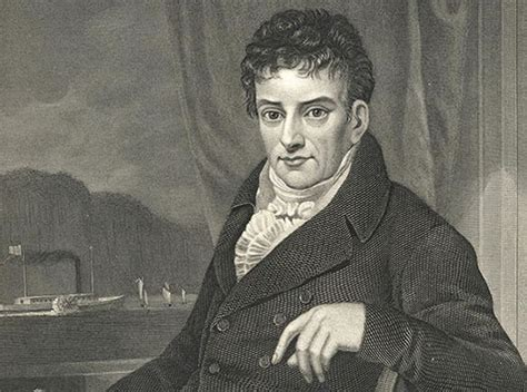 barco a vapor de robert fulton robert fulton biography inventions and facts