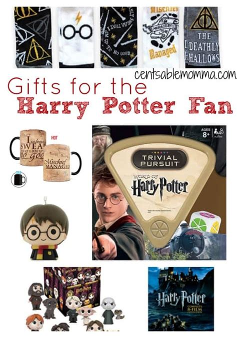 best gifts for the harry potter fan centsable momma