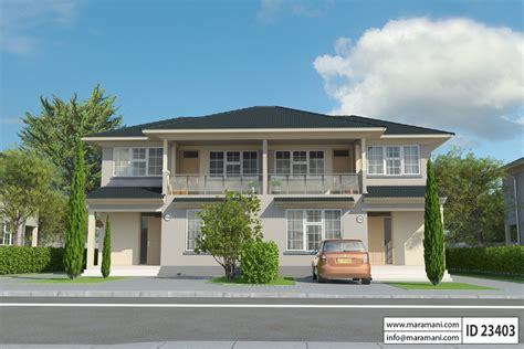 idaho house plans 3 bedroom duplex house plan id 23403 house designs by maramani