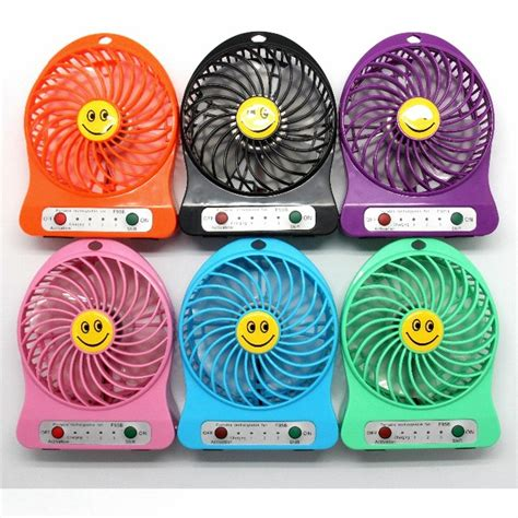 Kipas Outdoor Ac harga smile mini fan kipas angin protable outdoor