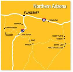 northern arizona map northern arizona community and school info real