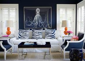 Blue Livingroom navy blue living room ideas adorable home