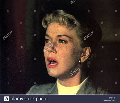 The Who Knew Much doris day the who knew much 1956 stock photo