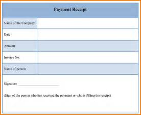 Paid Powerpoint Templates by Doc 571467 Paid Receipt Payment Receipt 23