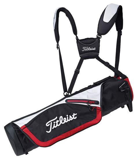 Gaming Bag Premium 1 titleist premium carry pencil bag 2016 golfonline