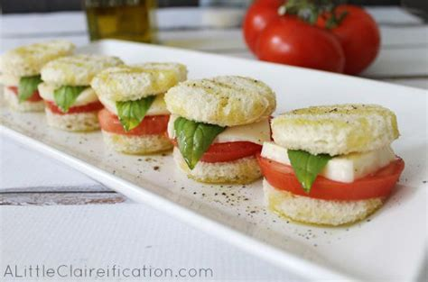 Summer Of Sandwiches Mini Its It by 20 Delicious Finger Sandwiches For Afternoon Tea