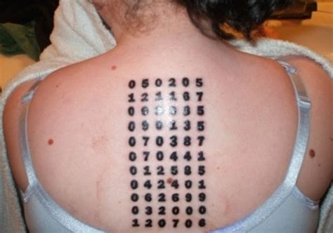 tattoo designs with numbers number tattoos designs ideas and meaning tattoos for you