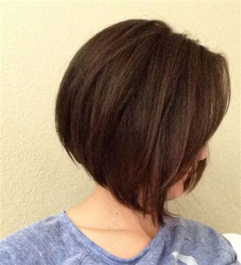 how to cut stack bob with side swept bangs short a line bob with side swept bangs hairstyles