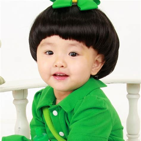 kids boy koreon hairstyle image gallery korean baby boy hairstyle