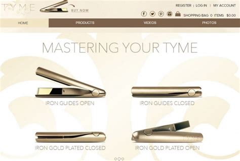 Tyme Hair Styler Reviews by Tyme Curling Iron Related Keywords Tyme Curling Iron
