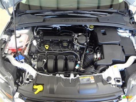 Ford 2 0 Engine by 2012 Ford Focus Titanium Sedan 2 0 Liter Gdi Dohc 16 Valve