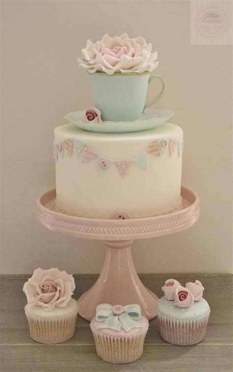 Jual Baby Set Motif Hello Cake And Tea 339 best mini cakes matching cupcakes images on