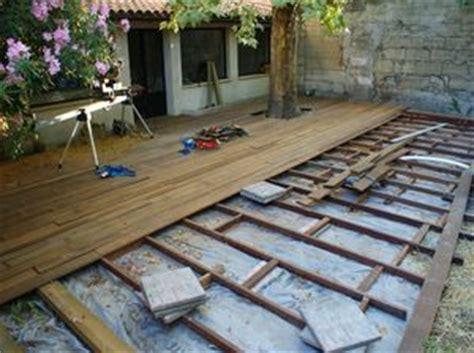 Construire Un Escalier Extérieur 995 by Sol En Bois Pour Terrasse Caillebotis Bois Pour Le Sol De