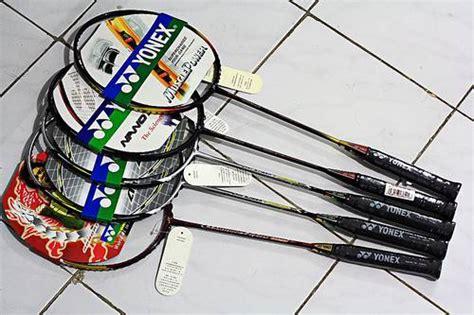 Raket Badminton Asli membedakan raket asli dan palsu blognya anto