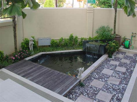 design guidelines the ponds mini fish pond design landscaping gardening ideas