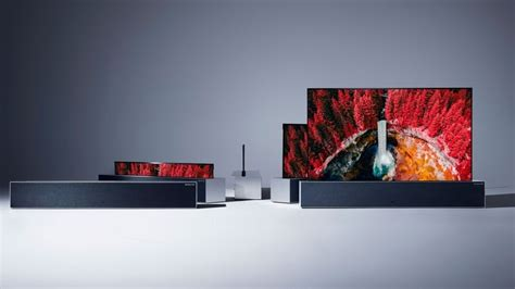 ces  lg rollable oled tv unveiled airplay  support announced technology news