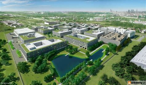 Designing A Home poleczki business park in warsaw sinap