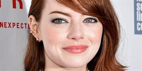 emma stone facebook a sobrancelha ideal para cada tipo de rosto