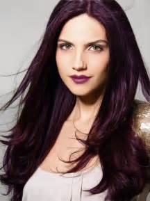 coloring black hair burgundy hair color in 2016 amazing photo