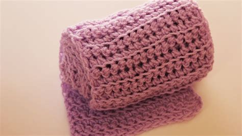 youtube tutorial crochet scarf how to crochet a scarf simple way video tutorial with