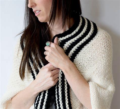 white pattern knit sweater classic stripe easy knit sweater blanket sweater mama