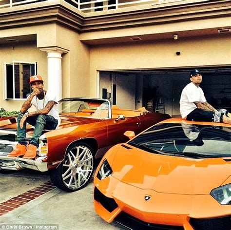 chris brown house and cars chris brown s neighbour makes it clear rapper isn t welcome after renting la mansion