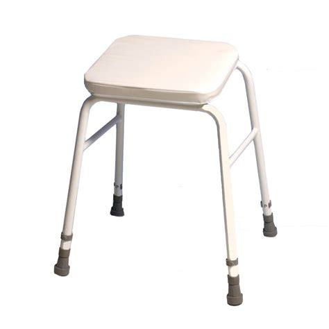 Height Adjustable Perching Stool by Height Adjustable Perching Stool Essential Aids Uk