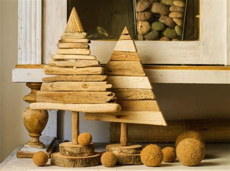 Treibholz Le Selber Machen by 30 Ideen F 252 R Weihnachtsdeko Aus Holz Und Basteltipps