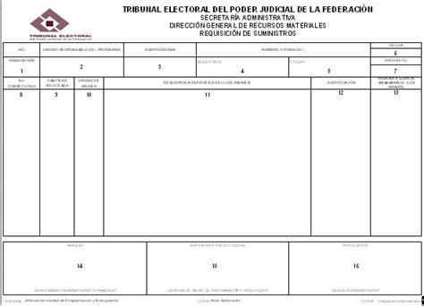departamento de compra formatos de requisici 243 n y orden de dof diario oficial de la federaci 243 n