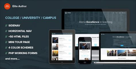 themeforest university themeforest free file of the month nominations jan 2017