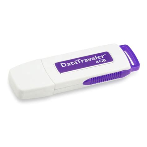 Usb Kingston 4gb kingston datatraveler 4gb flash drive at the best price