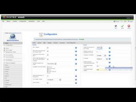 product layout virtuemart virtuemart how to change layout product youtube