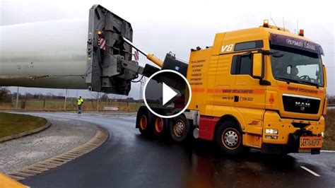How To Transport A by Transporting A Blade Through A Roundabout Like A