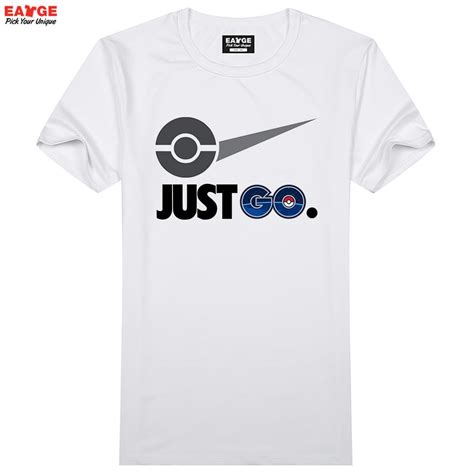 t shirt logo layout pokemon go just go t shirt