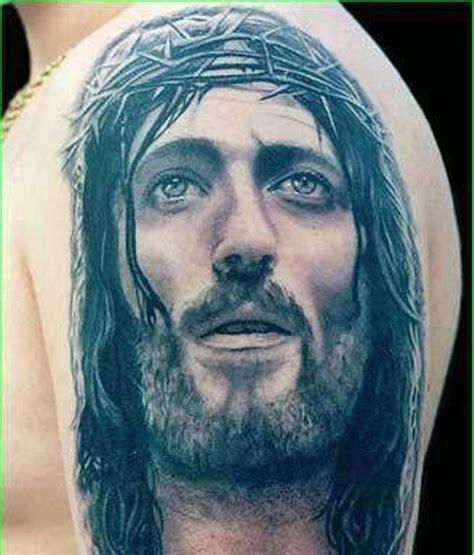 tattoo shoulder jesus 61 lord jesus shoulder tattoos