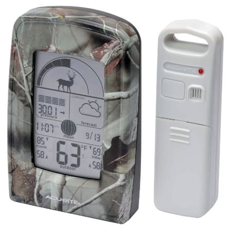 my backyard weather acurite 00250 my backyard weather sportsman forecaster thermometers patio and