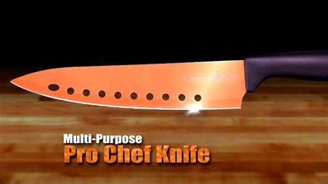 don t miss this bargain mac knife chef series chef s copper chef knives youtube