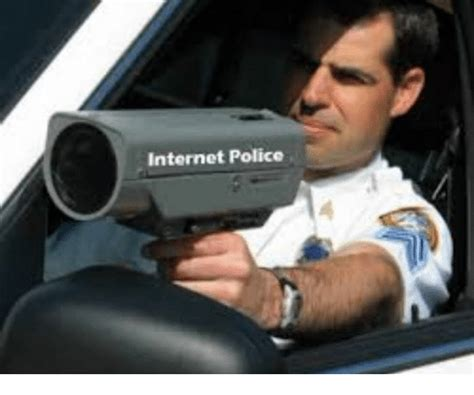 Cyber Police Meme - 25 best memes about internet police internet police memes