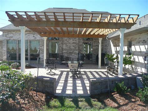 pergolas new orleans pergola designs custom outdoor