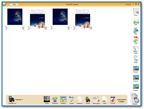 free scan to pdf free pdf scanner
