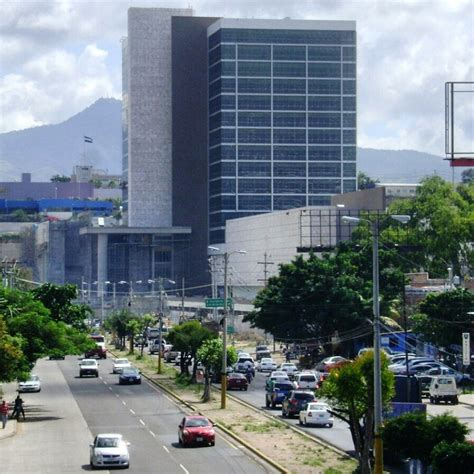 banco central de honduras tegucigalpa coamayaguela capital