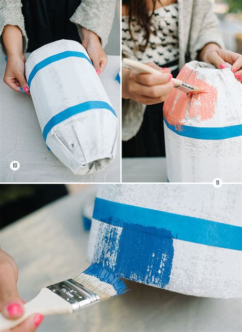 Nautical Decorations For The Home Diy Nautical Buoy Garland Green Wedding Shoes