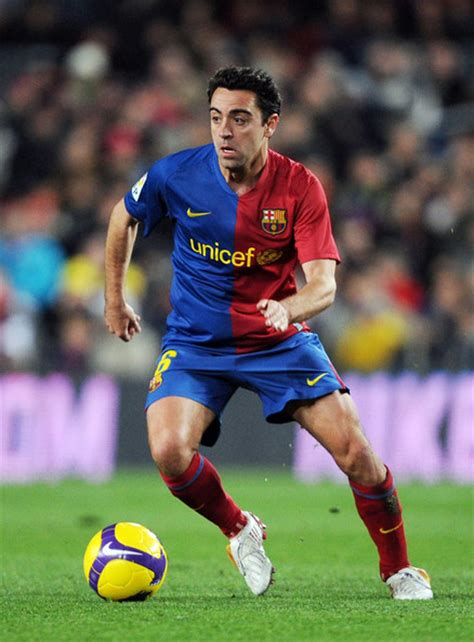biography of xavi football xavi hernandez