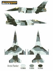 Draw To Scale Online Free general dynamics f 16 arctic flanker scheme color profile