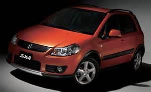 2007 Suzuki Sx4 Reviews Car And Driver