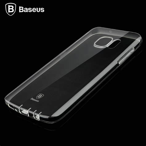 Samsung Galaxy S7 Edge Clear Ultrathin Stand Soft baseus air series soft tpu clear transparent back for samsung galaxy s7 edge note 7 ultra