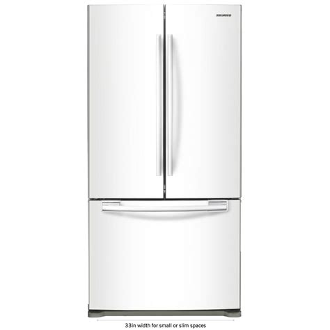 samsung cabinet depth refrigerator 18 cu ft 3 door door counter depth home depot