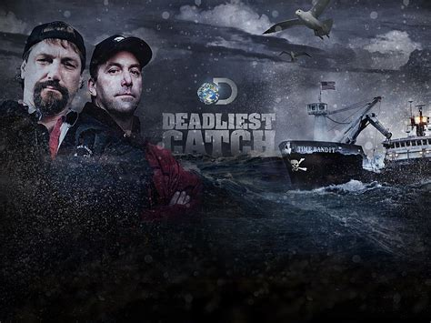 the time bandit deadliest catch discovery deadliest catch raw time bandit deadliest catch discovery